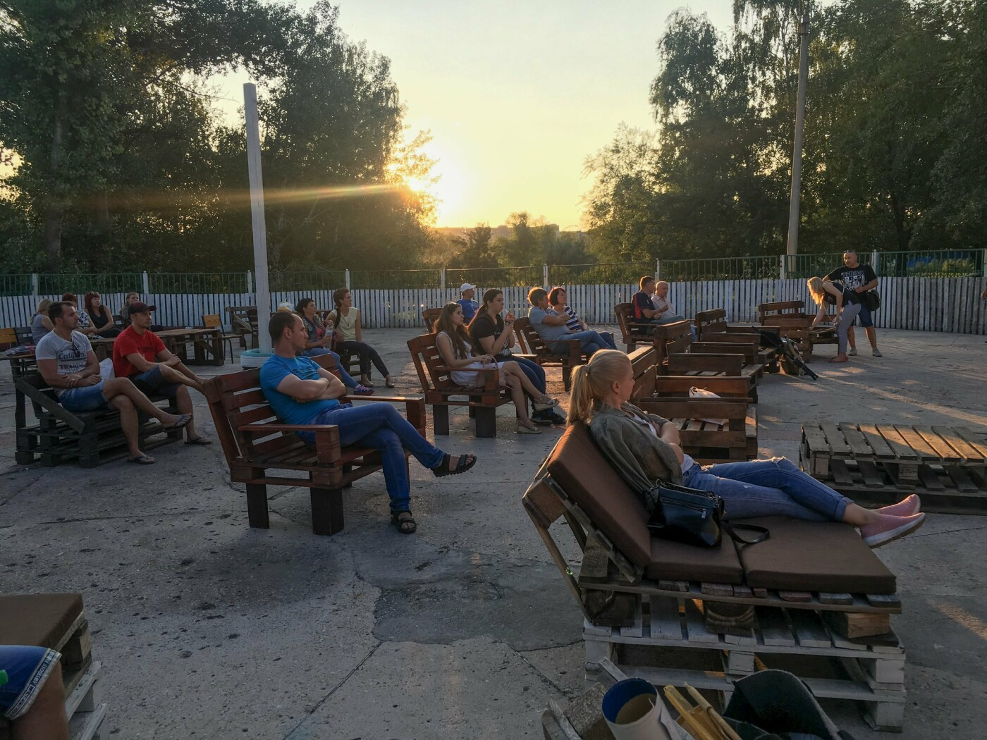 В Каменском прошел вечер памяти Высоцкого, фото-11