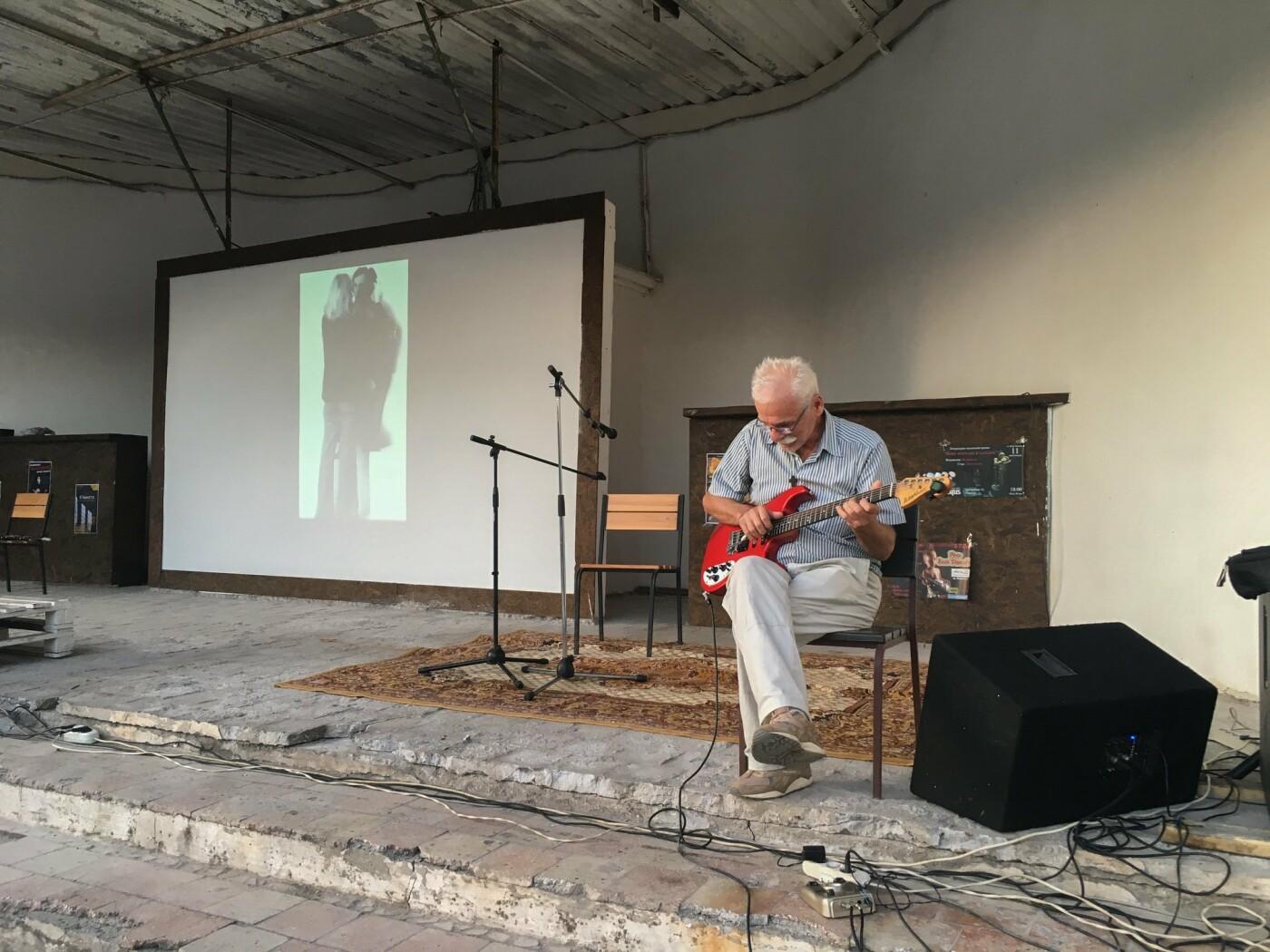 В Каменском прошел вечер памяти Высоцкого, фото-14