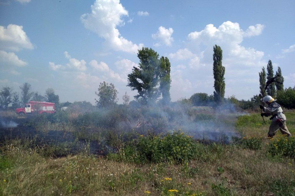 За прошедшие сутки на Днепропетровщине спасатели потушили 16 пожаров, фото-3