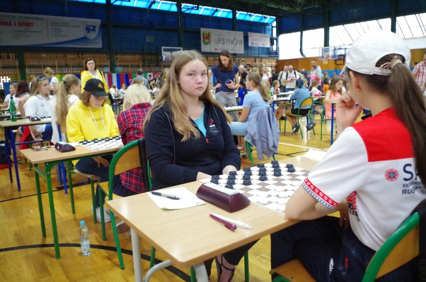 Каменчане завоевали медаль и кубок на молодежном Евро по шашкам, фото-3