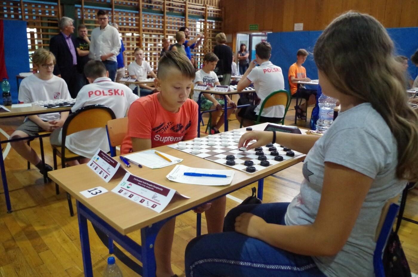 Каменчане завоевали медаль и кубок на молодежном Евро по шашкам, фото-4
