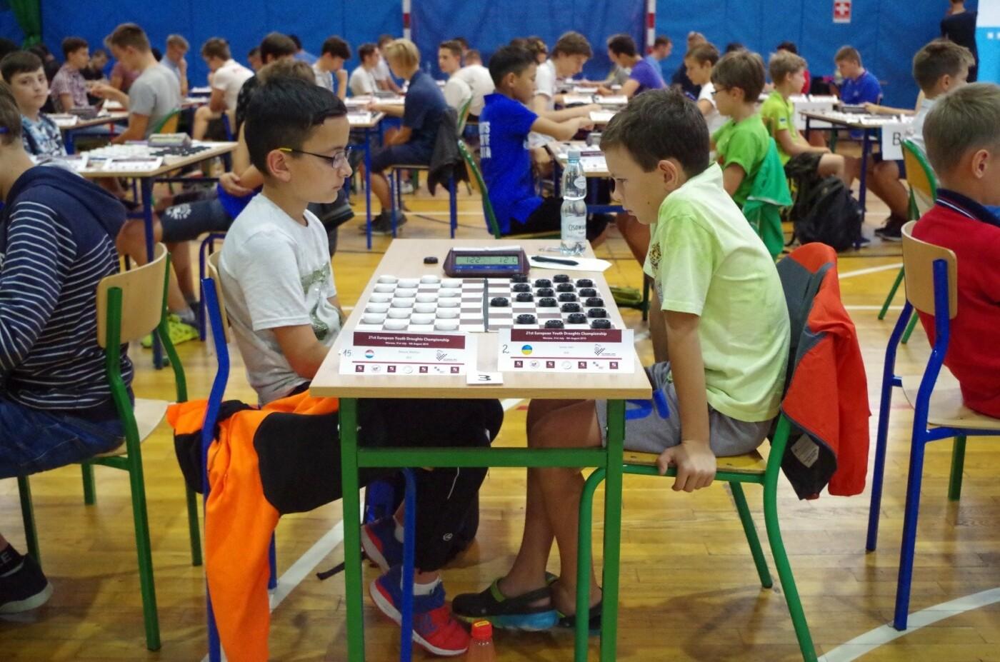 Каменчане завоевали медаль и кубок на молодежном Евро по шашкам, фото-5