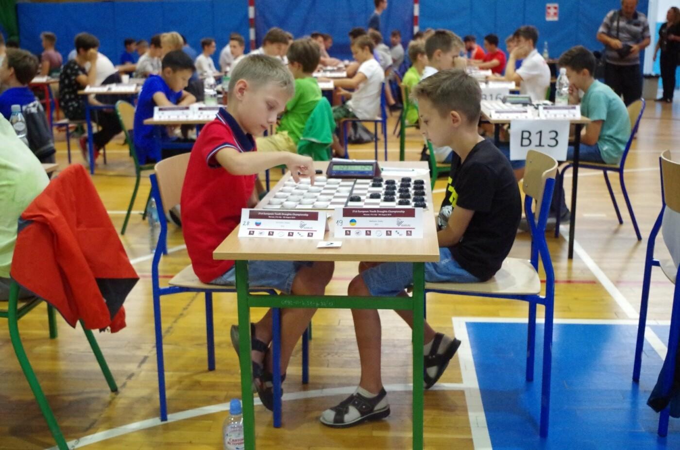 Каменчане завоевали медаль и кубок на молодежном Евро по шашкам, фото-6