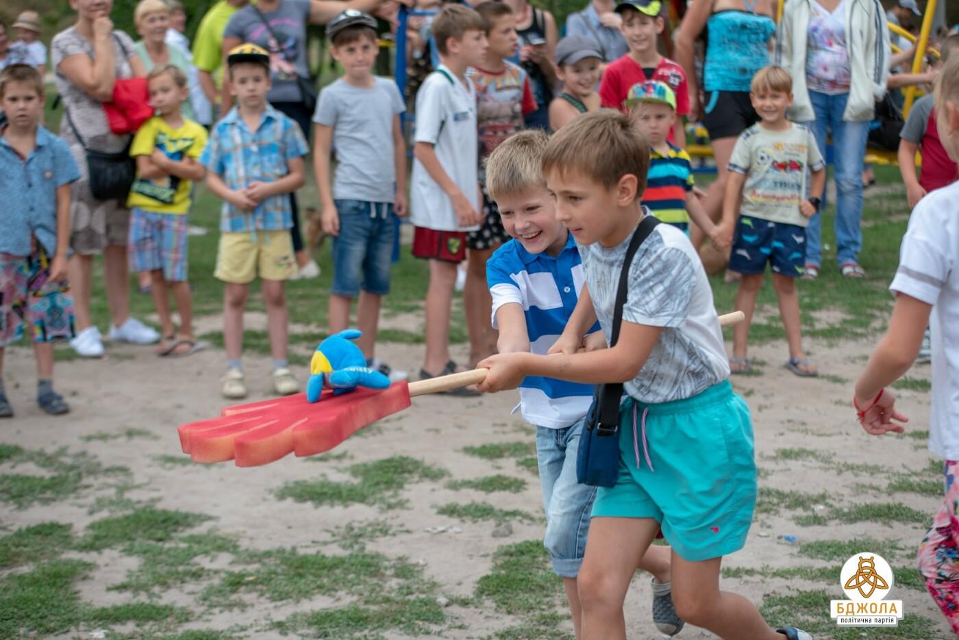 В поселке Романково прошел спортивный праздник «Вместе сильнее», фото-3