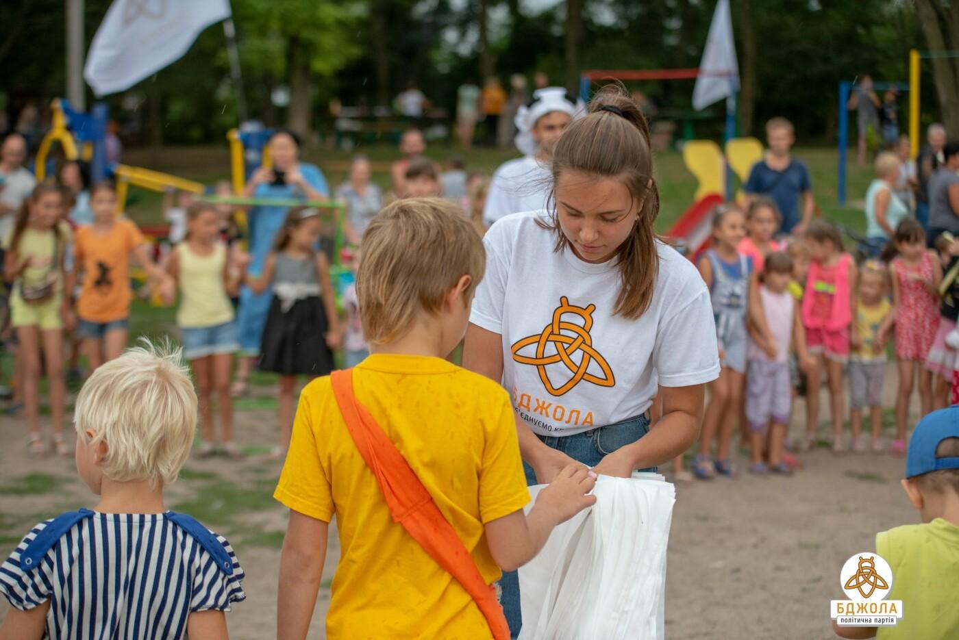 В поселке Романково прошел спортивный праздник «Вместе сильнее», фото-4