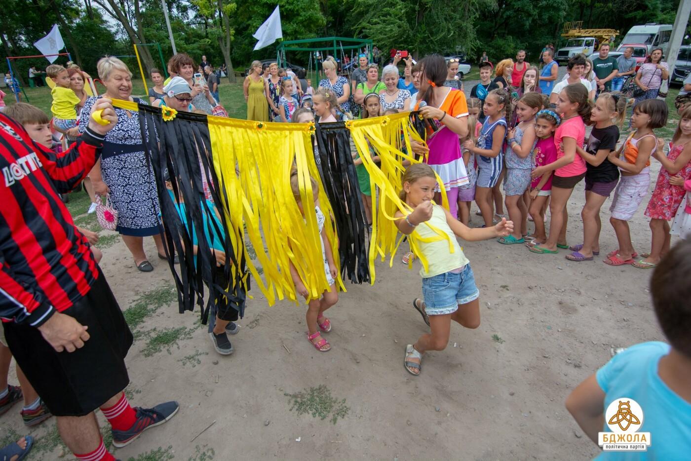 В поселке Романково прошел спортивный праздник «Вместе сильнее», фото-6