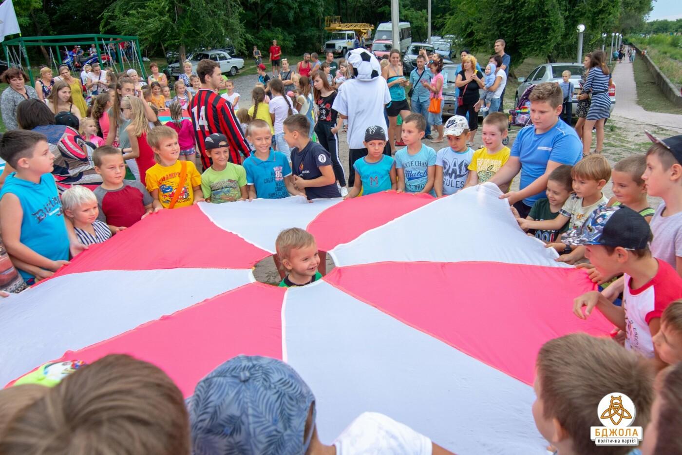 В поселке Романково прошел спортивный праздник «Вместе сильнее», фото-7