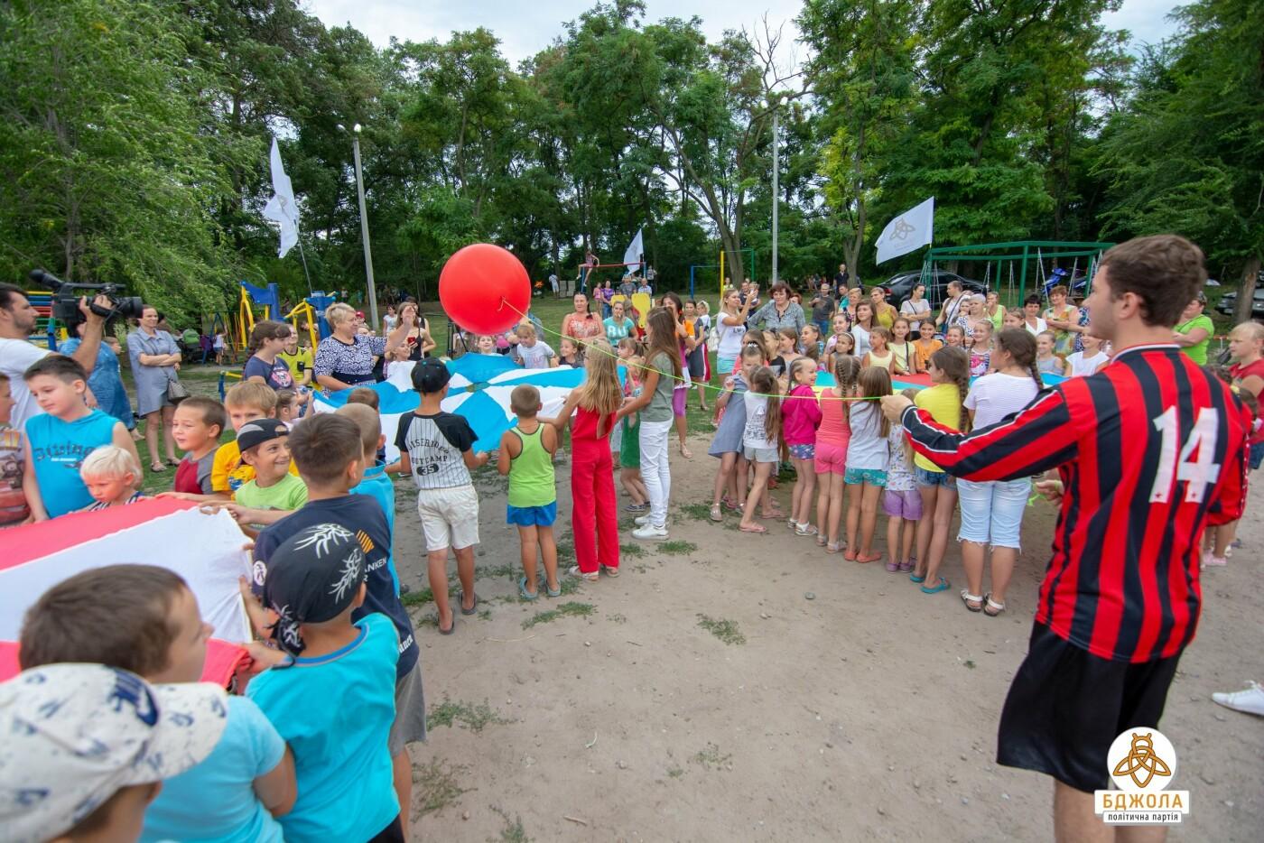 В поселке Романково прошел спортивный праздник «Вместе сильнее», фото-8