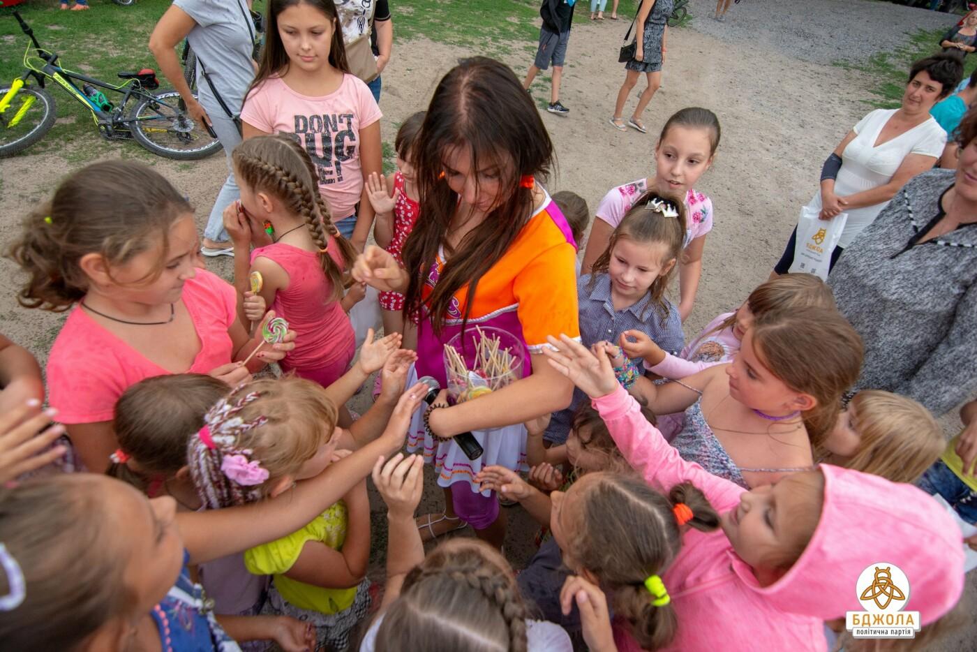 В поселке Романково прошел спортивный праздник «Вместе сильнее», фото-9