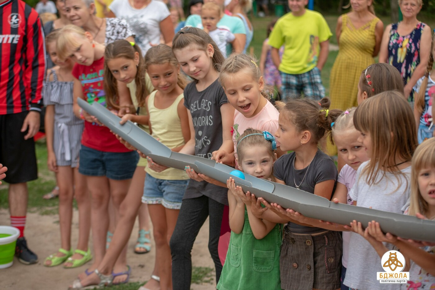 В поселке Романково прошел спортивный праздник «Вместе сильнее», фото-1