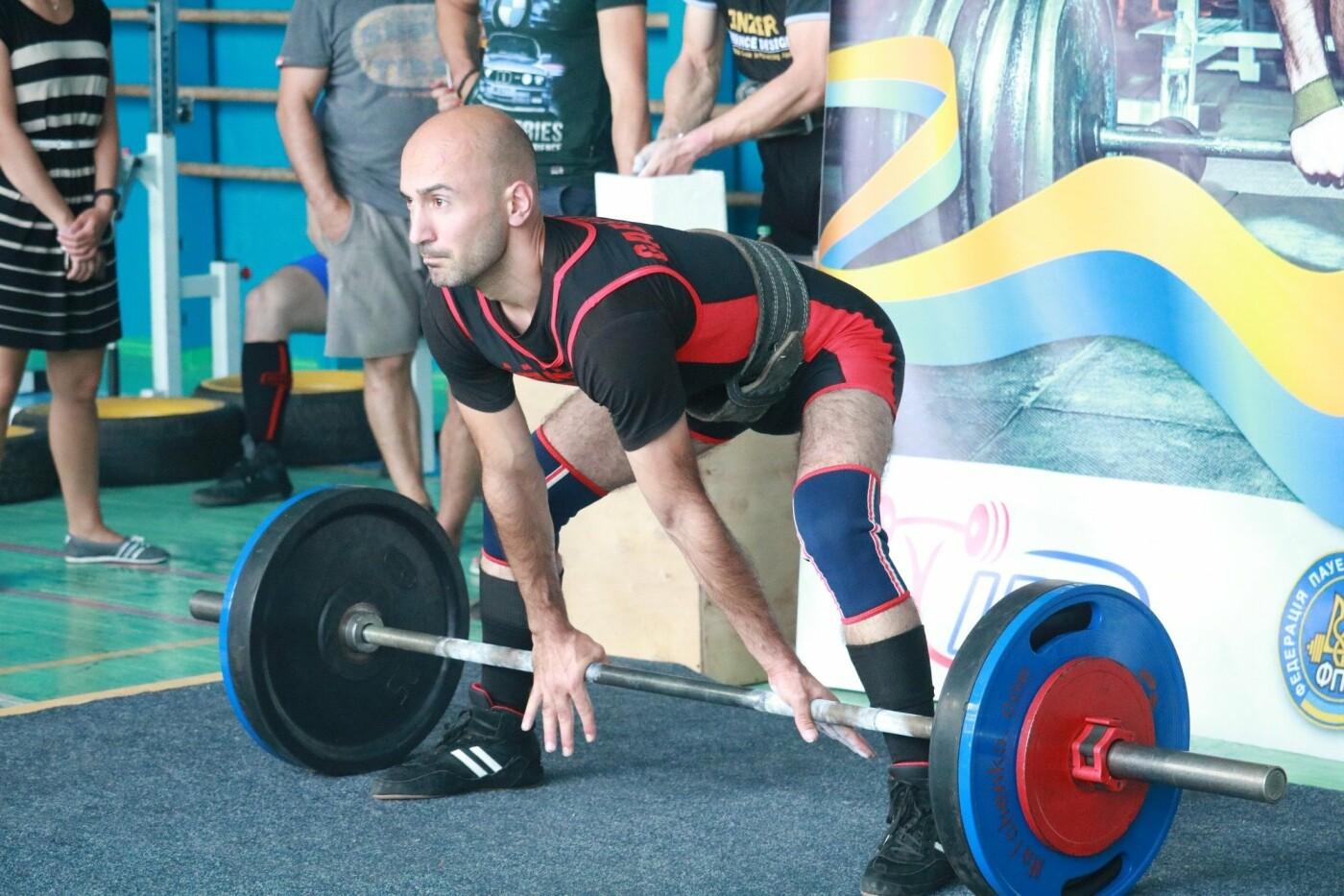 В Каменском прошли соревнования по пауэрлифтингу, фото-4