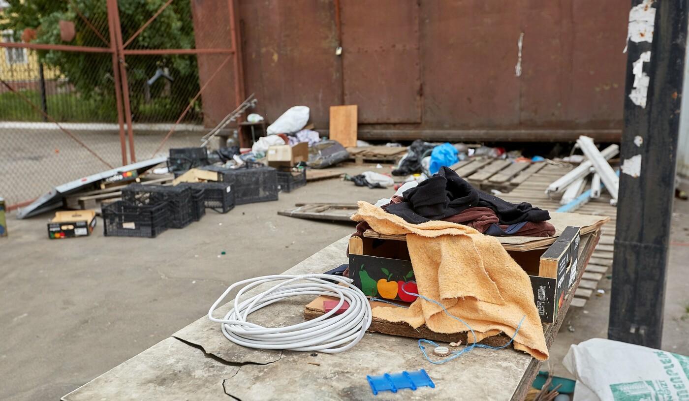 В Каменском продолжают сносить незаконные сооружения, фото-2