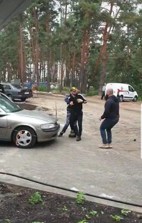 На Киевщине напали на нардепа из Каменского, фото-1