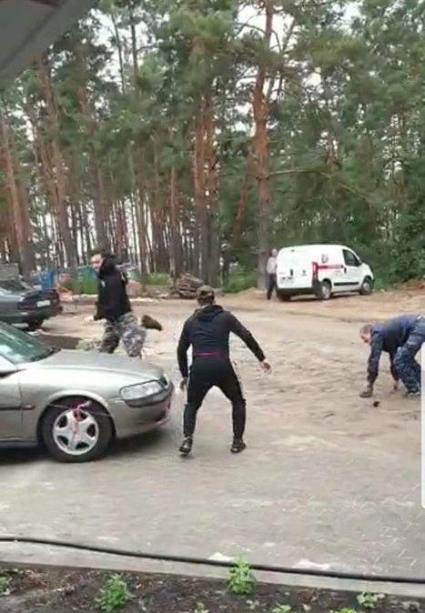 На Киевщине напали на нардепа из Каменского, фото-2
