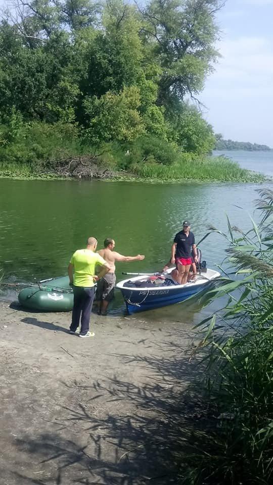 Умоляли о помощи: в Каменском на Днепре утонул 30-летний мужчина, фото-2