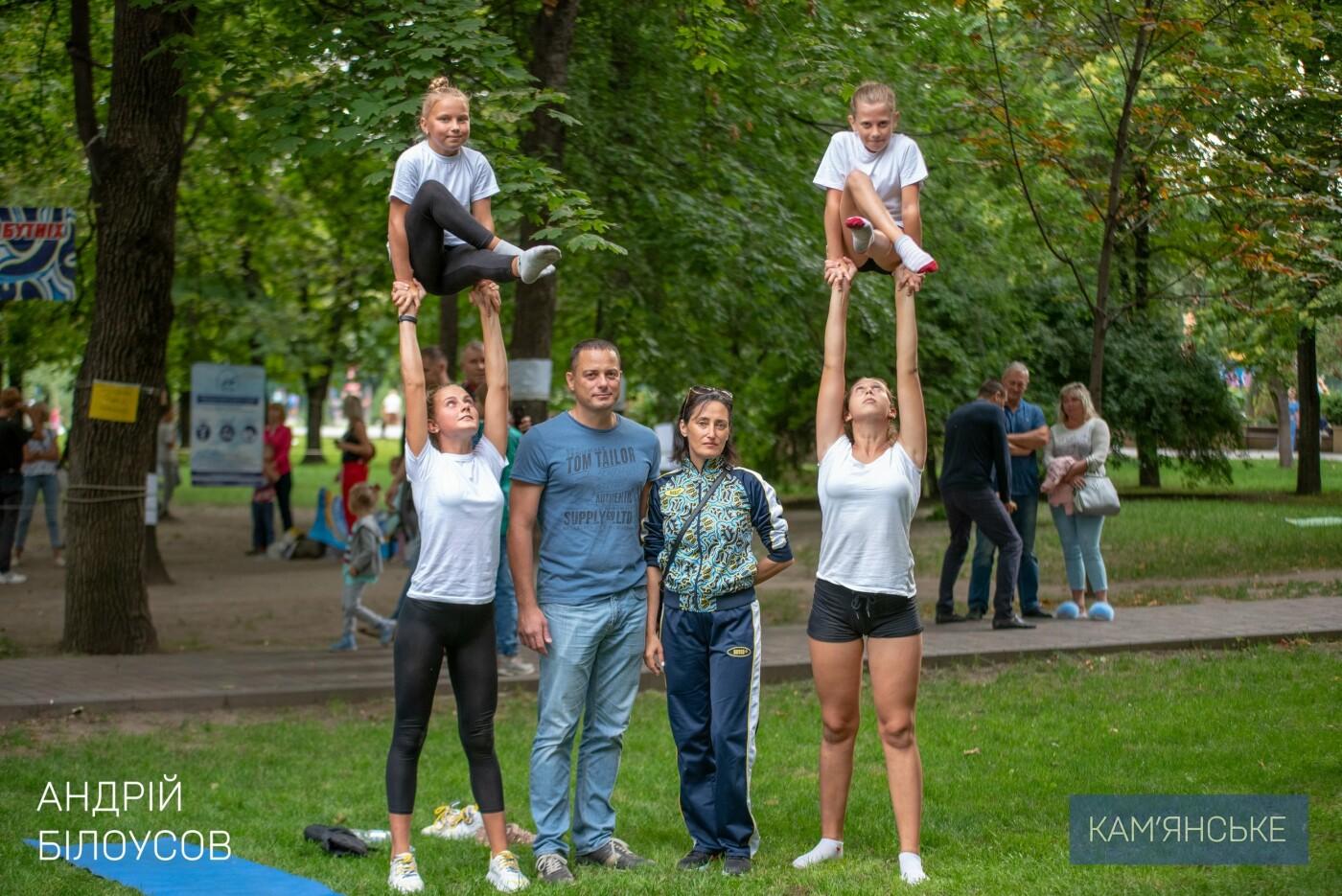 В Каменском прошел зрелищный спортивный фестиваль, фото-4