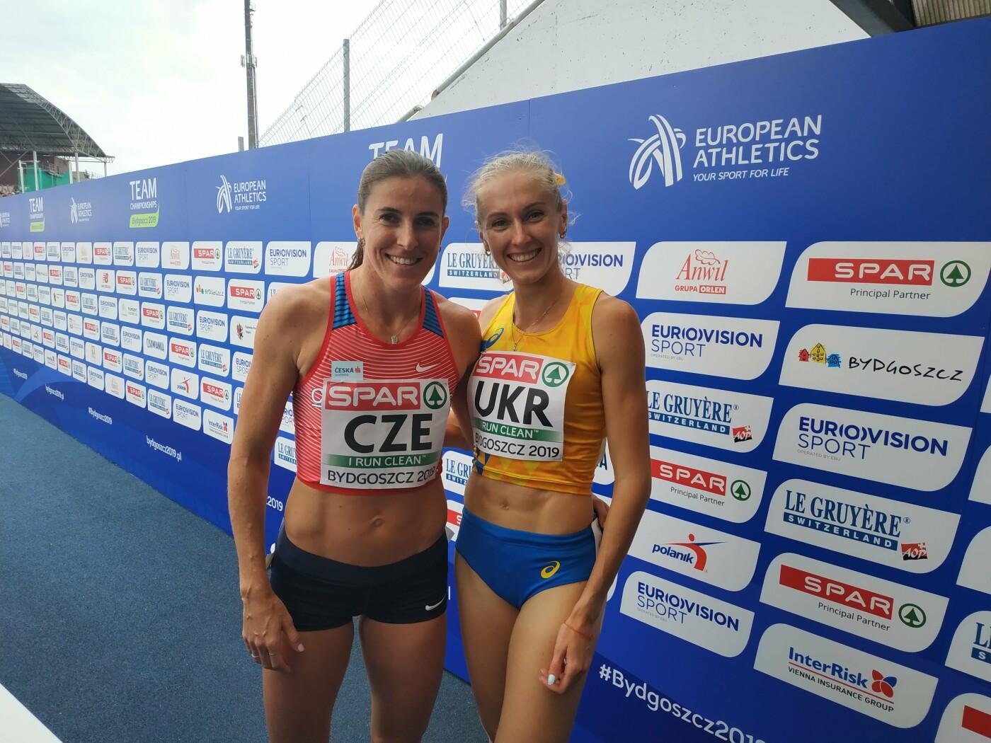 Каменчанка стала призером чемпионата Европы по легкой атлетике, фото-2