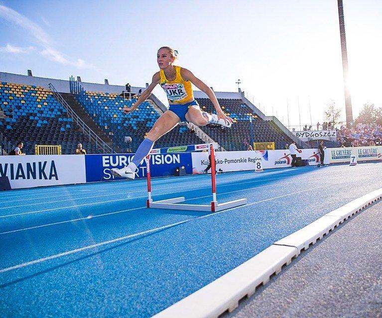 Каменчанка стала призером чемпионата Европы по легкой атлетике, фото-1