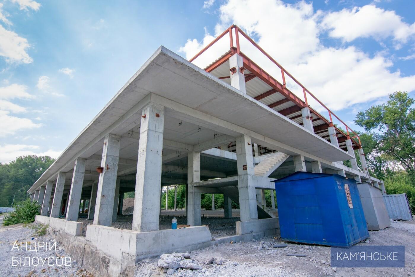 В Каменском строят самый большой в области Дворец Спорта, фото-3