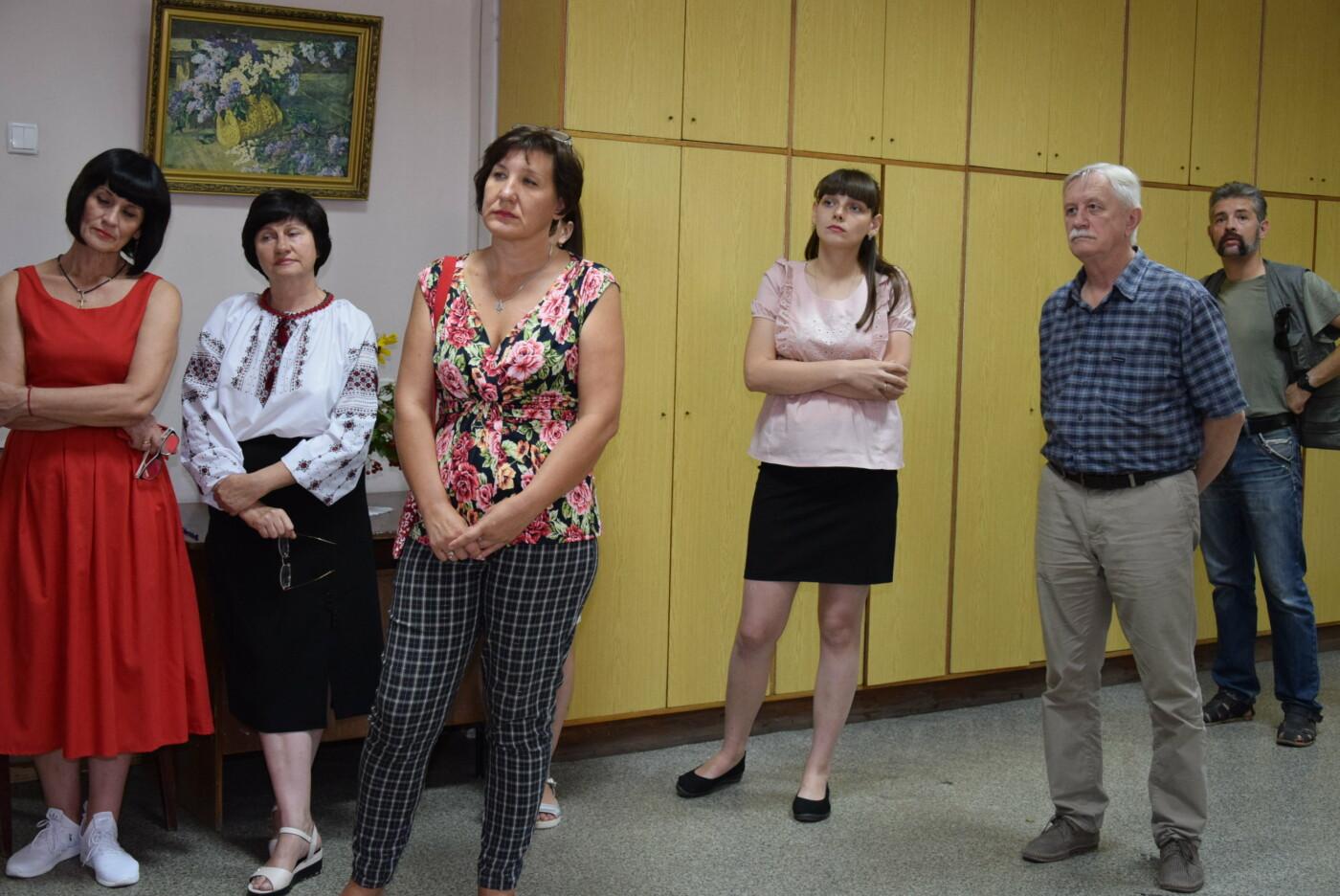В архиве Каменского открылась выставка ко Дню Независимости, фото-9