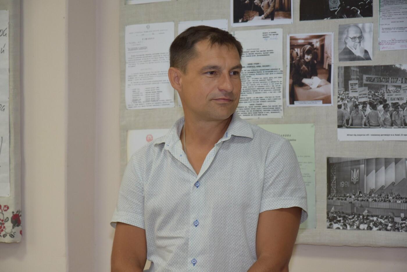 В архиве Каменского открылась выставка ко Дню Независимости, фото-2