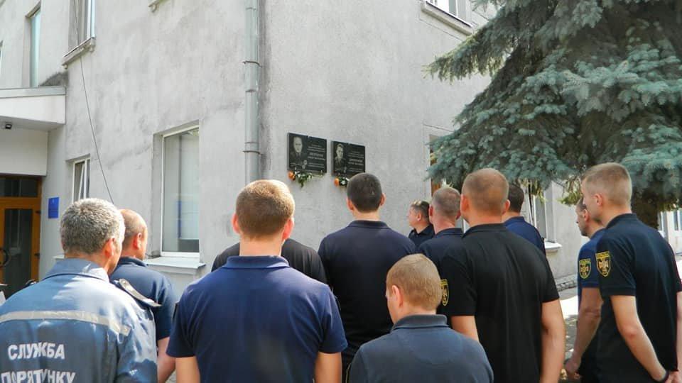 Каменские спасатели почтили память погибших коллег, фото-2