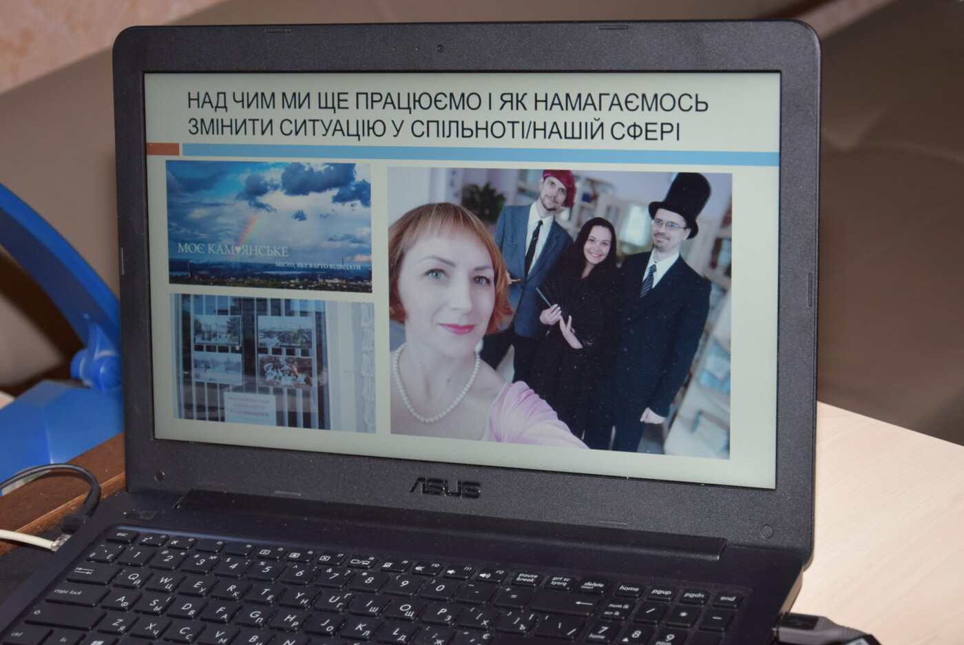«Фестиваль живых историй»: библиотека Каменского участвует в фестивале, фото-2