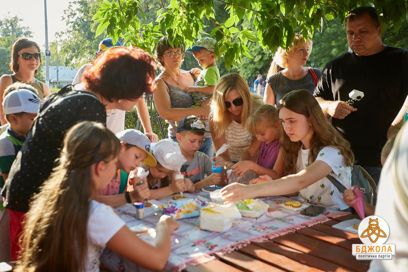Сладкий праздник от партии «Бджола», фото-3