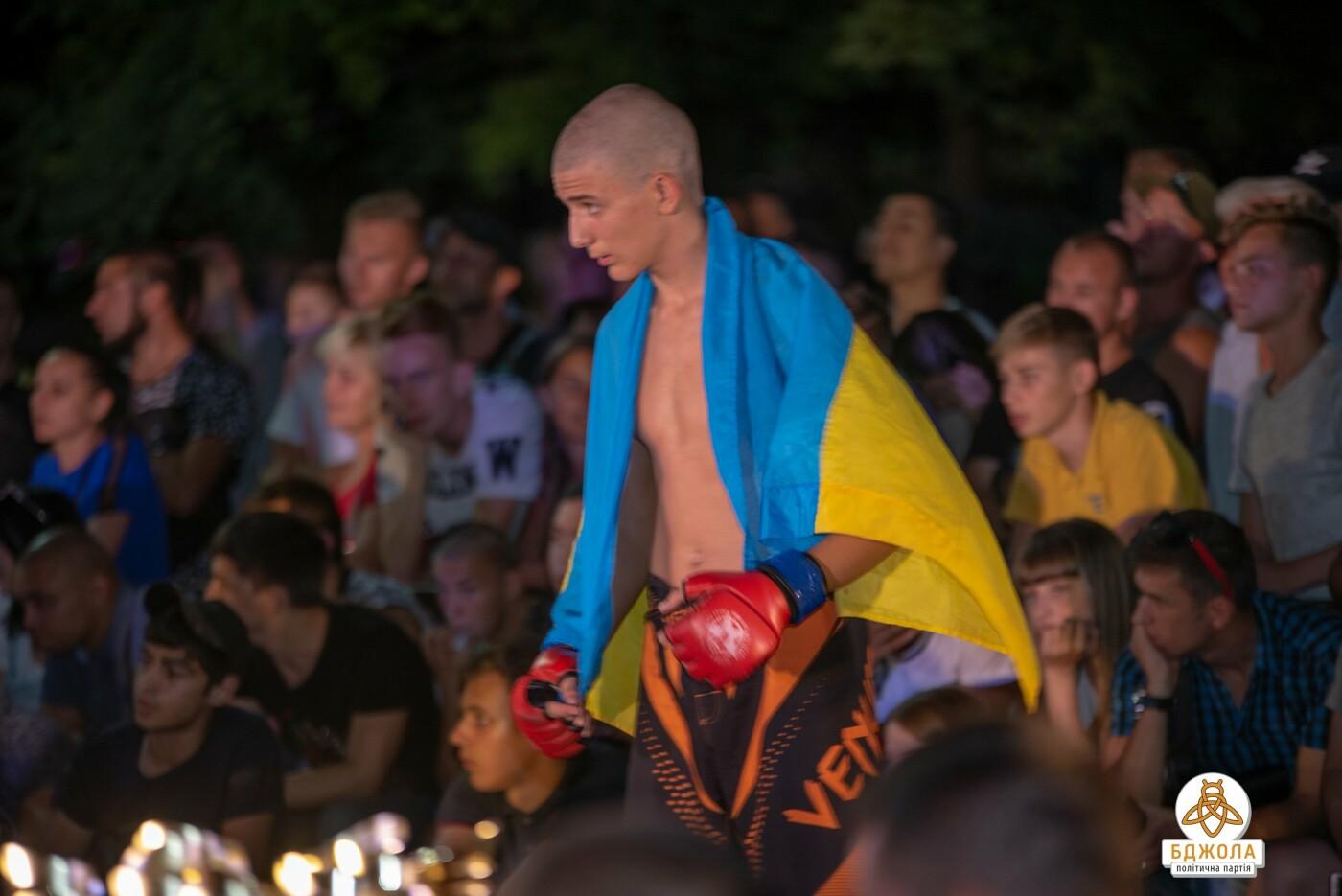 В Каменском прошел II турнир ММА памяти Виталия Лидовского, фото-7