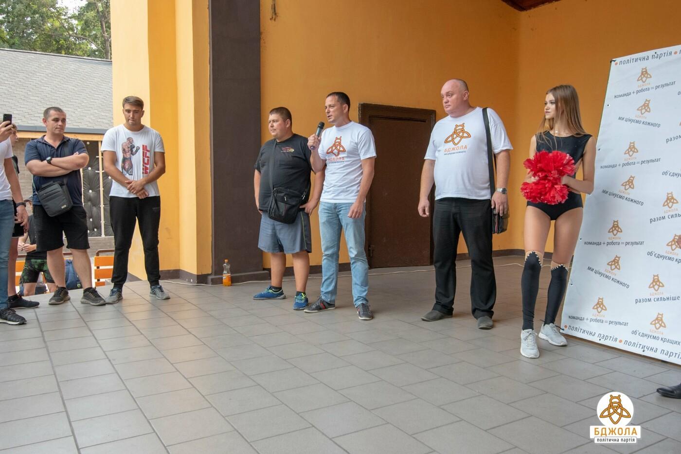 В Каменском прошел II турнир ММА памяти Виталия Лидовского, фото-9