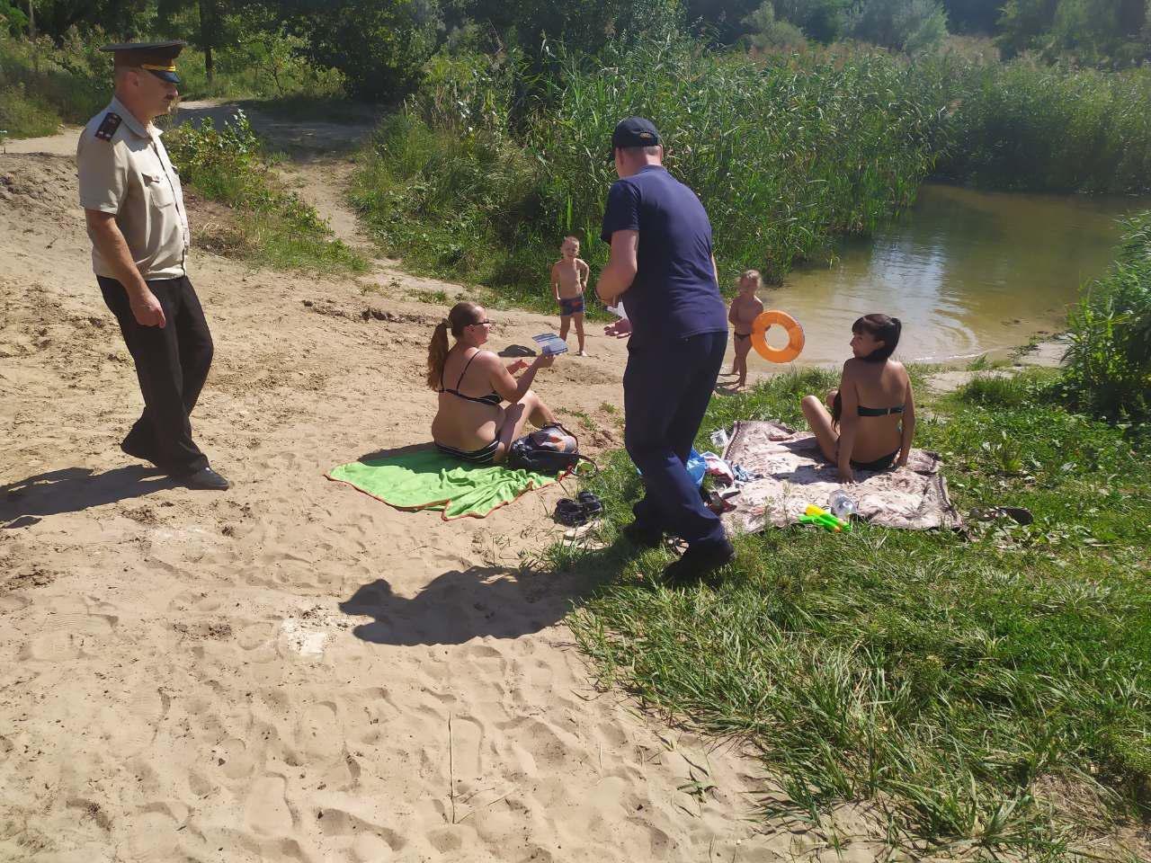 Спасатели призывают каменчан выбирать безопасный отдых, фото-4