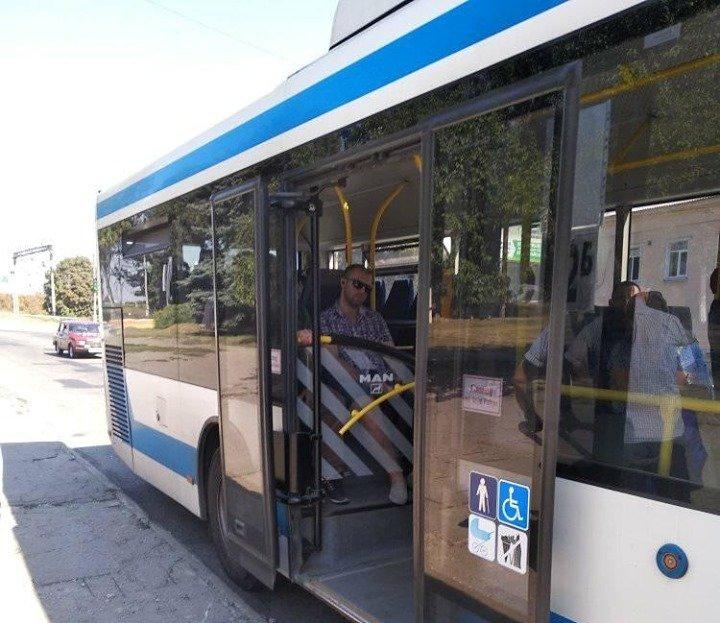 «Содрал оплату и за коляску»: в Каменском водитель автобуса 22Б требовал дополнительную плату, фото-2