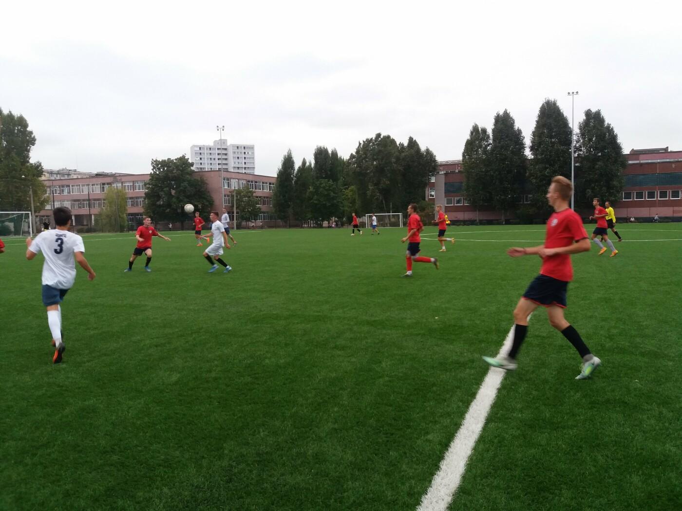 В Каменском стартовал второй круг чемпионата города по футболу, фото-1