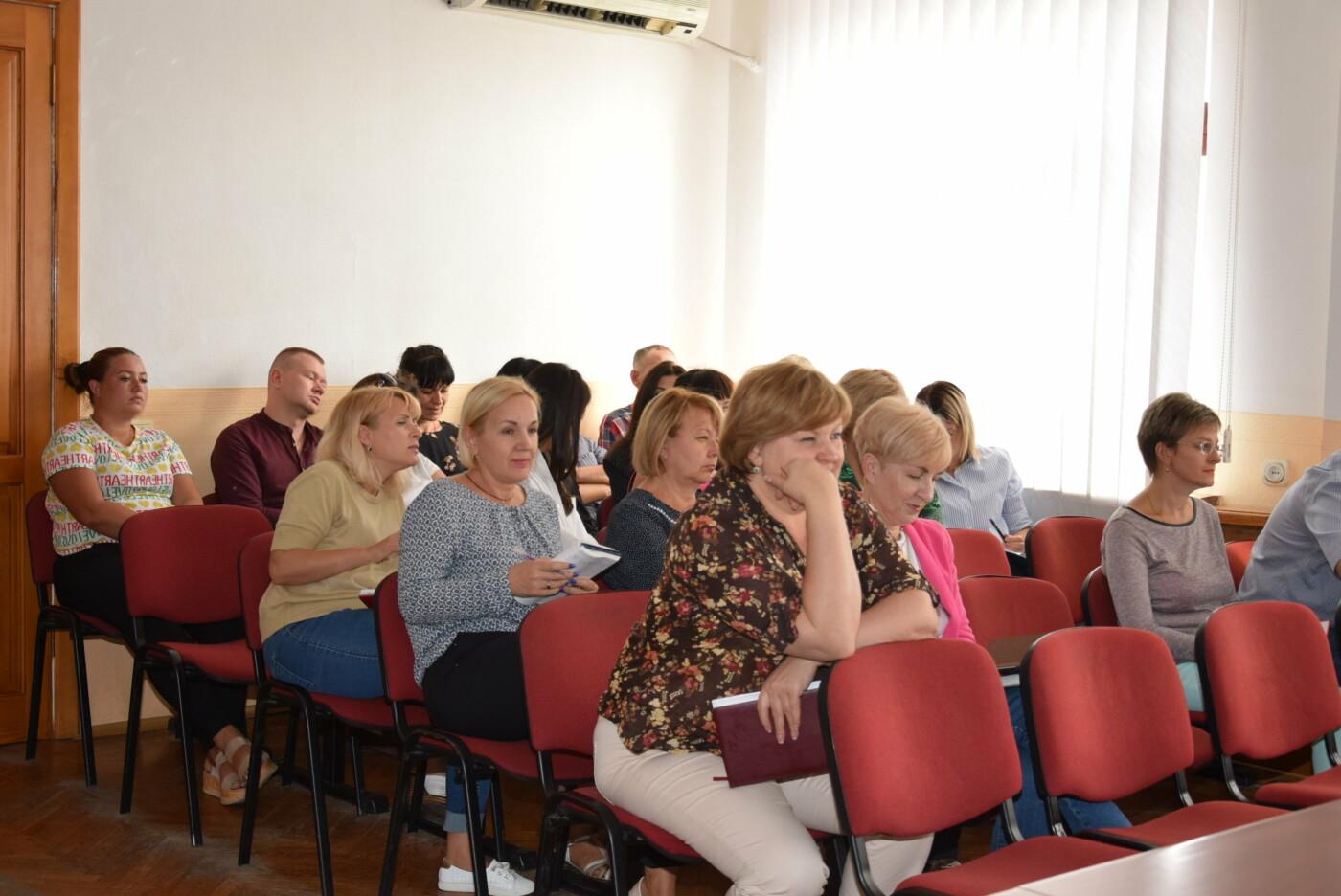 В Каменском горсовете общались о предотвращении коррупции, фото-1