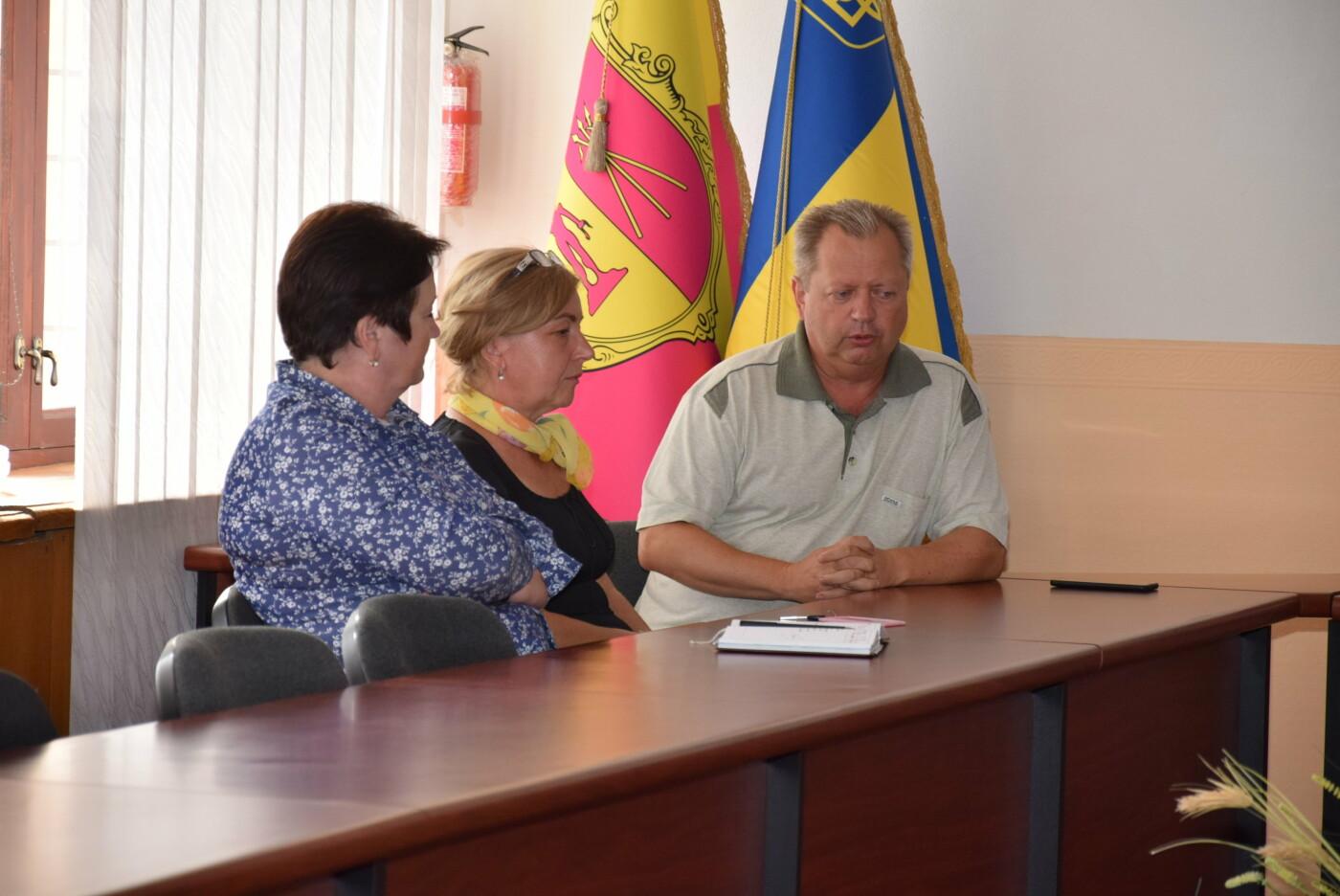 В Каменском горсовете общались о предотвращении коррупции, фото-4
