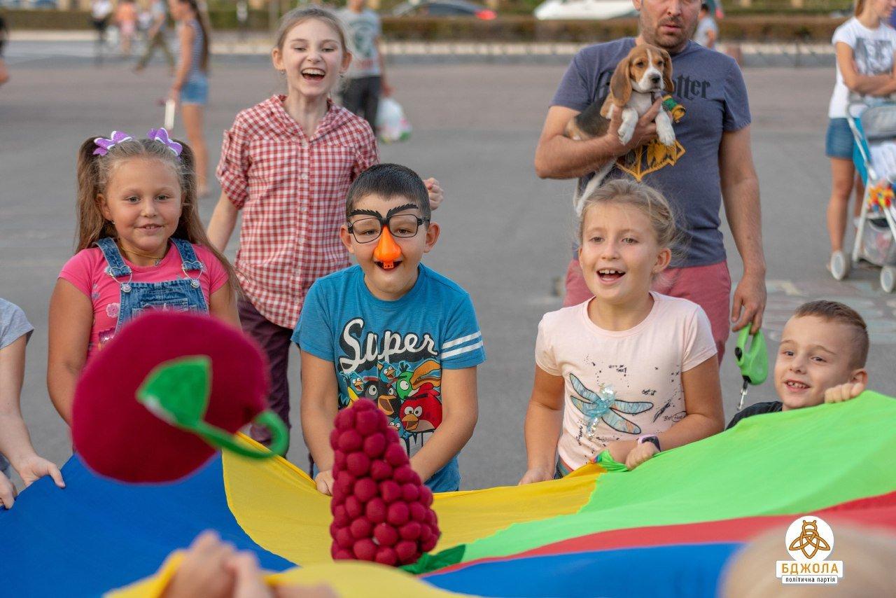 В Каменском прошла вечеринка в гавайском стиле от «Бджолы», фото-12