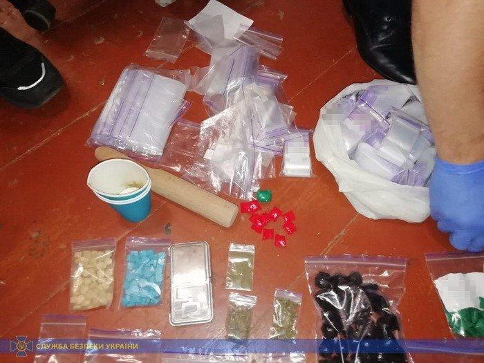 В Днепре СБУ разоблачила сбыт оптовых партий наркотиков через интернет, фото-4