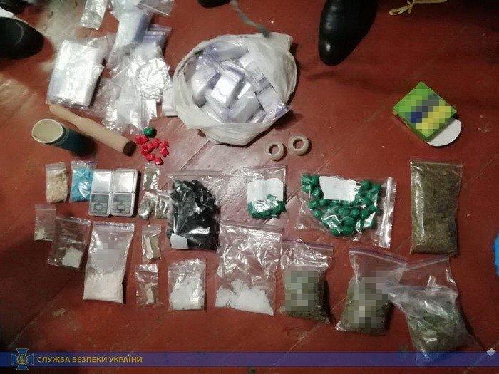 В Днепре СБУ разоблачила сбыт оптовых партий наркотиков через интернет, фото-2