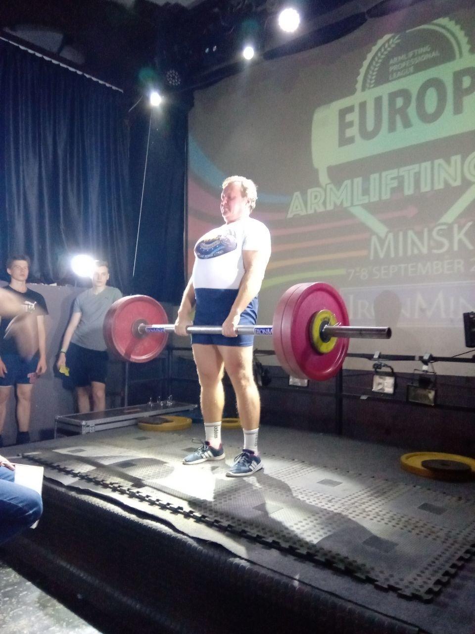 Установила три мировых рекорда: каменчанка стала четырехкратной чемпионкой Кубка Европы поармлифтингу, фото-6