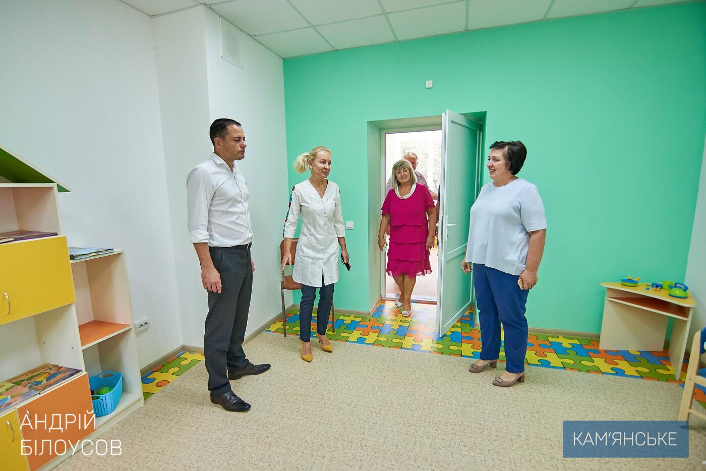 В Каменском капитально отремонтировали четыре отделения в больницах, фото-6