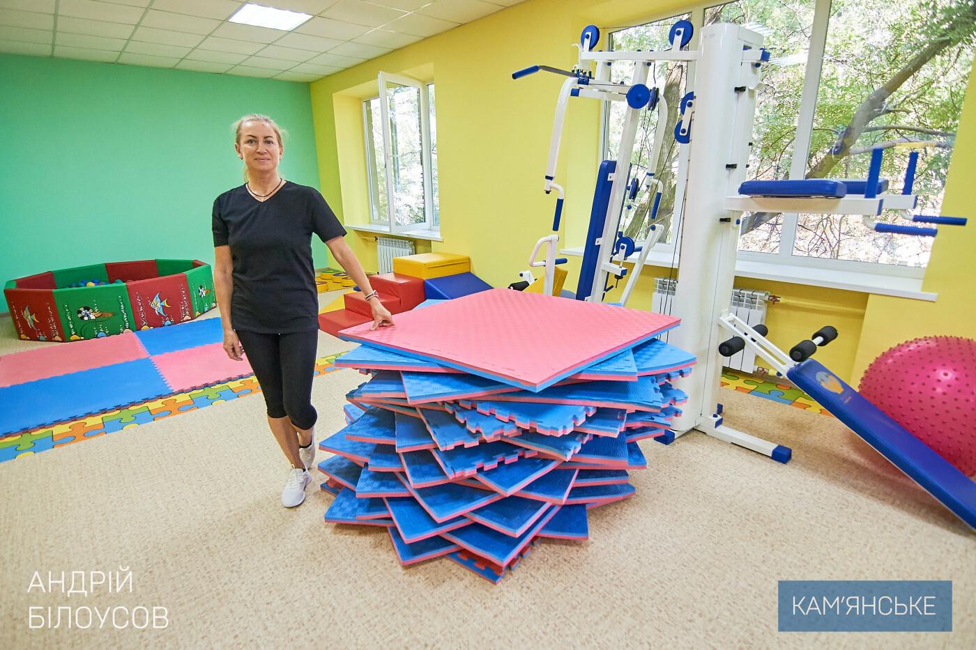 В Каменском капитально отремонтировали четыре отделения в больницах, фото-7