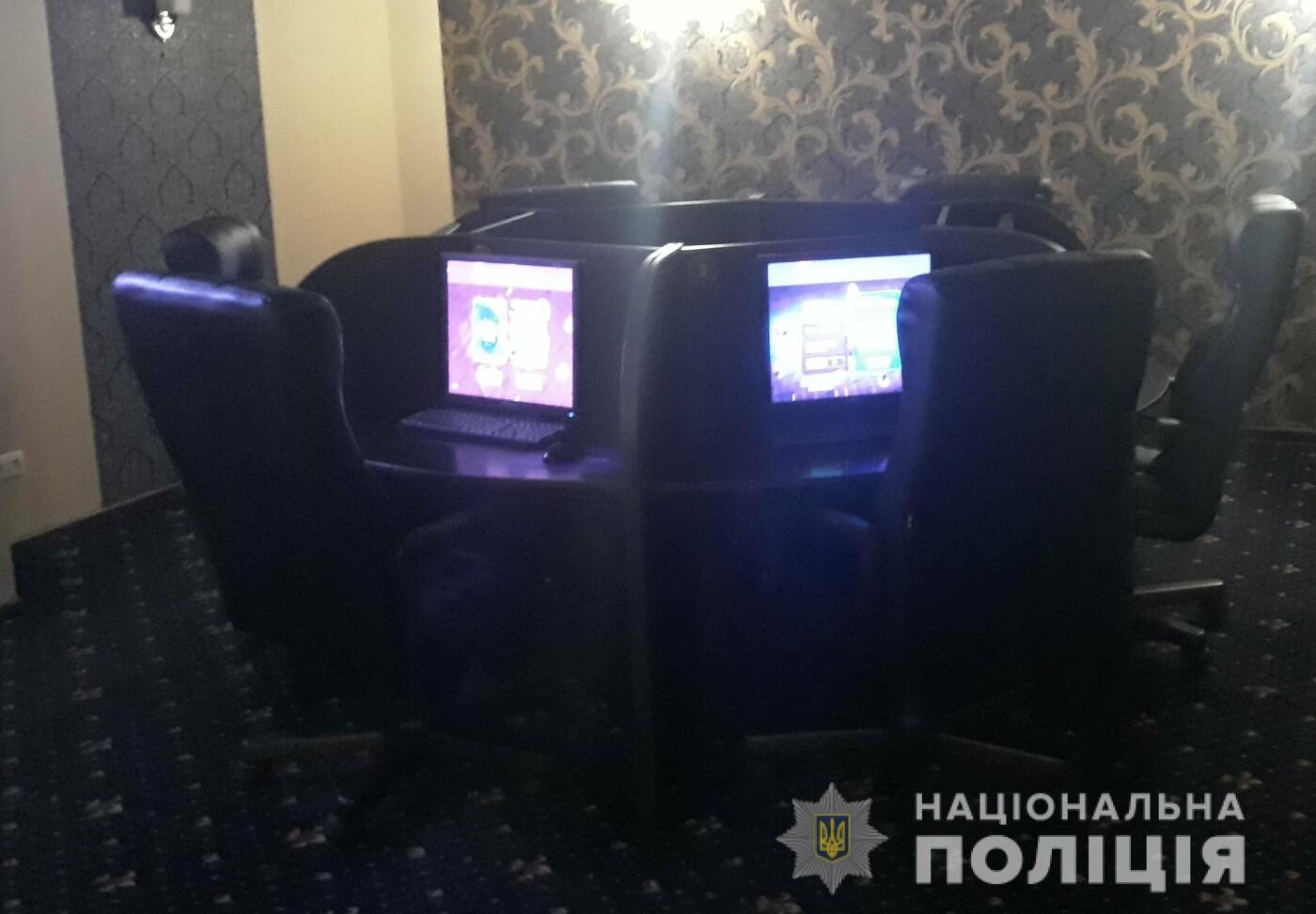 В Каменском прошли обыски в игровых клубах, фото-2