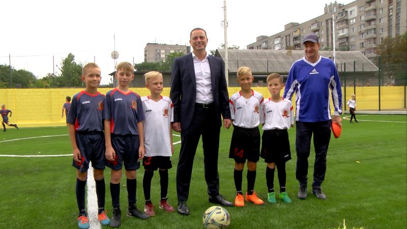 Детский сад, сквер и футбольные поля: в Каменском открыли ряд инфраструктурных объектов, фото-9