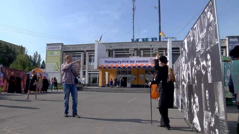 В Каменском молились за процветание города, проводили квест и открывали новый кинозал, фото-7