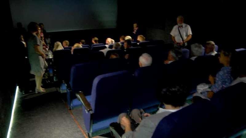 В Каменском молились за процветание города, проводили квест и открывали новый кинозал, фото-8