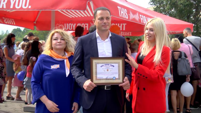 2000 кексов для герба: в Каменском установили гастрономический рекорд, фото-1