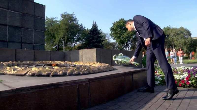 В Каменском молились за процветание города, проводили квест и открывали новый кинозал, фото-3