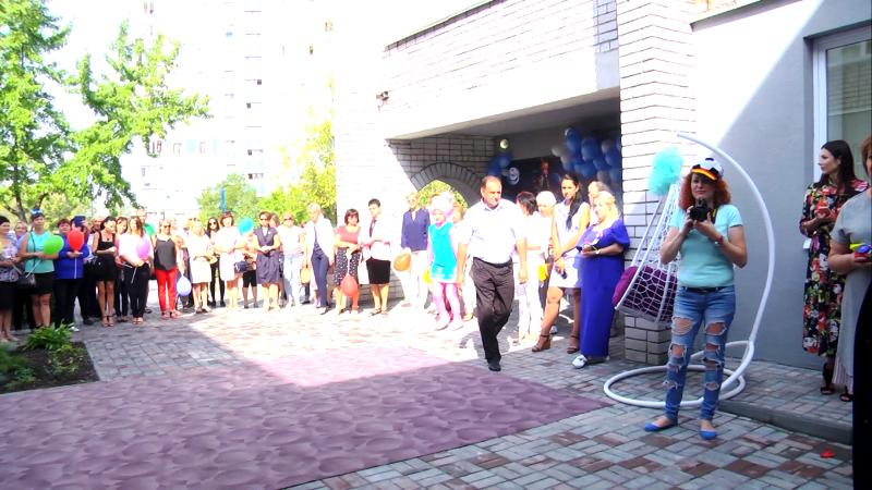 В Каменском открыли обновленный инклюзивно-ресурсный центр , фото-1
