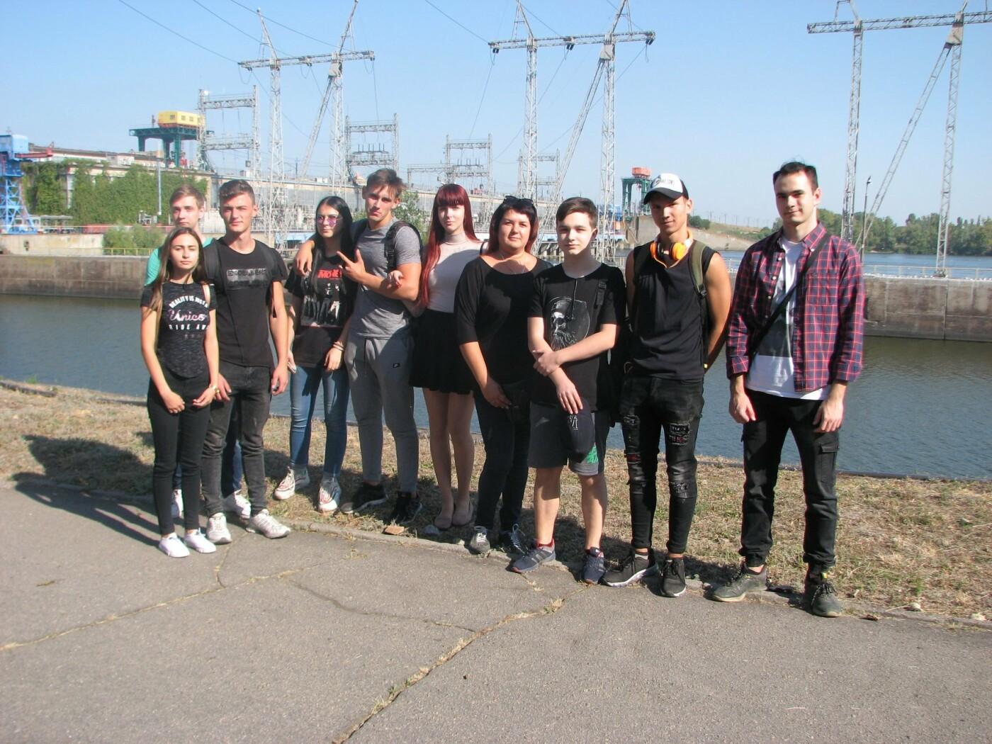 Каменчан приглашают на бесплатную экскурсию по Среднеднепровской ГЭС, фото-1