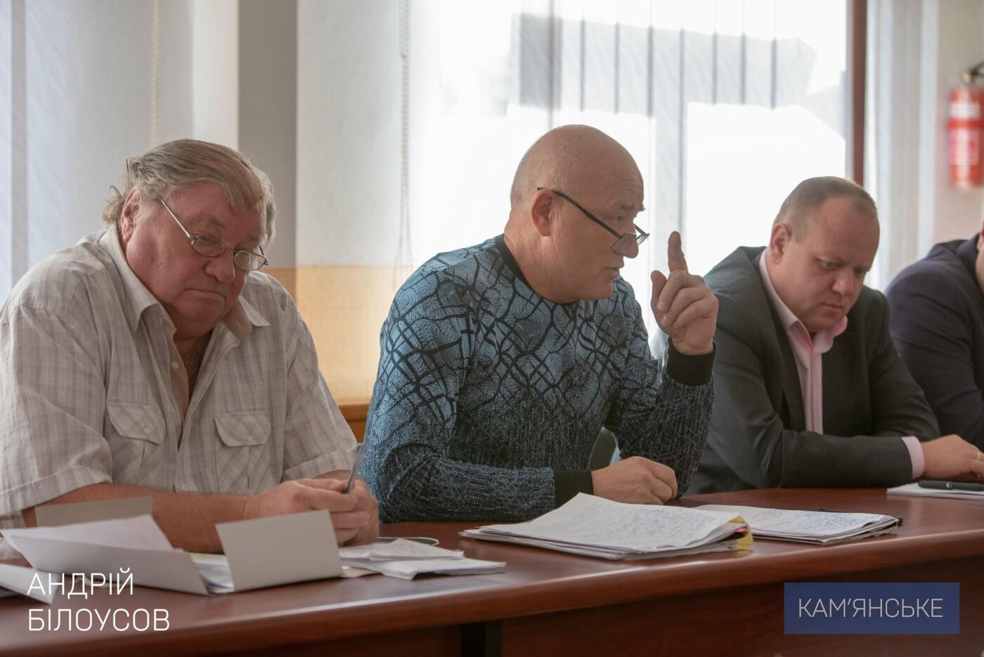 В Каменском совещались по вопросу ремонта школы №20, фото-2